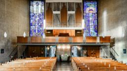 Klais Orgel St. Theresia